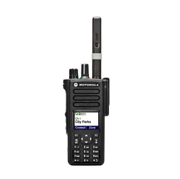 DP4801e SMA UHF 403-527MHz Handfunkgerät inkl. IMP LiIon-Akku 2.100mAh PMNN4491