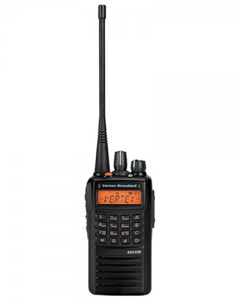DMR EVX-539 Handfunkgerät mit Akku 2.300mAh FNB-V134LI
