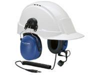 Hörsprechgarnitur für Schutzhelm, beweglichem Mikrophon, Anschlusskabel mit Nexus-Stecker, ATEX DMR