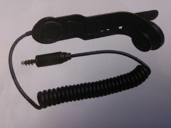 Shädelknochenmikrofon