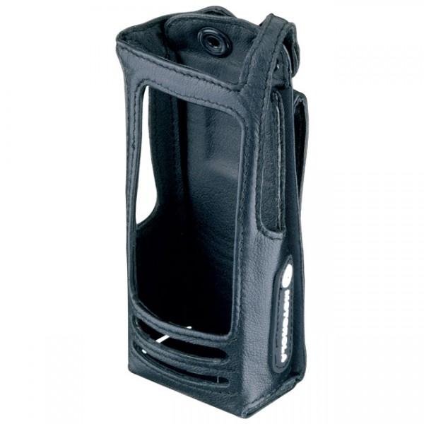 MOTOROLA Weichledertasche DP3600/DP3601 fest