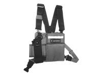 Brusttragetasche mit verstellbaren Riemen universal für HFG RLN4570A