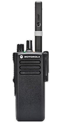 DP4400e VHF 136-174MHz Handfunkgerät inkl. IMP LiIon Akku 2100mAh PMNN4491