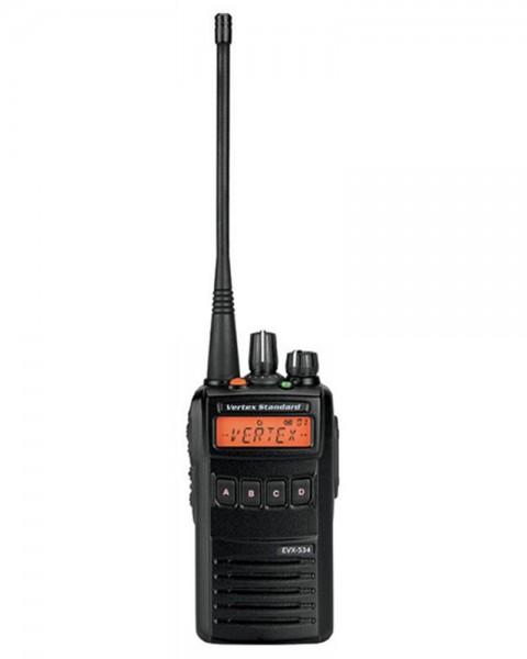 DMR EVX-534 Handfunkgerät + Akku 1.380mAH Typ: FNB-V133LI
