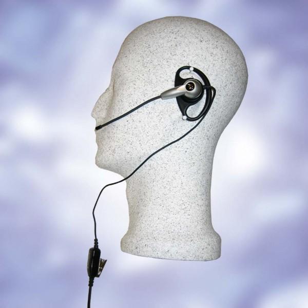 MOTOROLA Ohrhörer in D-Form