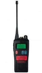 HT983 UHF ATEX Handfunkgerät inkl. Ladegerät. Ohne Selektiv.