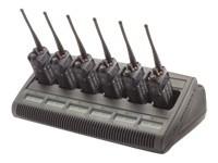 Ladegerät 230V 6-Fach IMPRES mit Display WPLN4220B