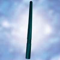 VERTEX Antenne ATL-2B MB 70-76MHz 15cm fuer VX-Serie Markirung braun