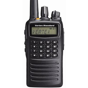 VX-459 Handfunkgerät UHF 512K 403-470MHz + Akku LiIon 2.300mAh FNB-V134LI-UNI