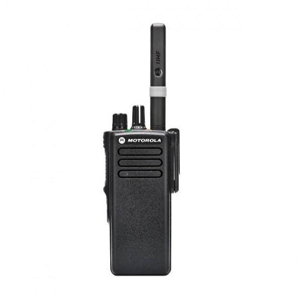 DP4401e (enhanced) UHF 403-527MHz HFG inkl. IMP LiIon Akku 2.250mAh PMNN4409 MDH56RDC9RA1AN