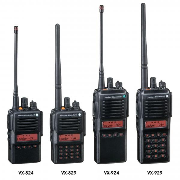VX-820/920 ATEX Serie