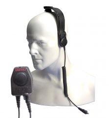 CXR5/DX DX-Serie Körperschall-Hörsprechgarnitur