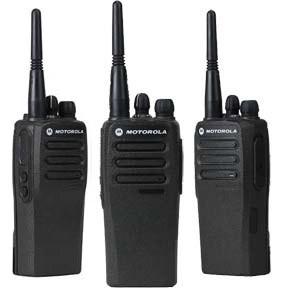 DP1400 Analog-Version VHF 136-174MHz Handfunkgerät