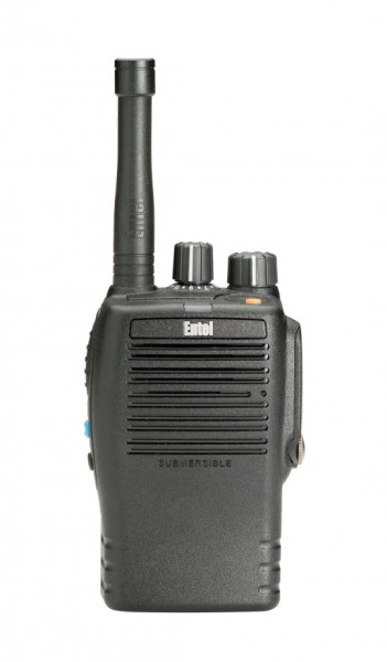 DX422 DMR/analogue licenced portable, Land based 136-174MHz, Non display