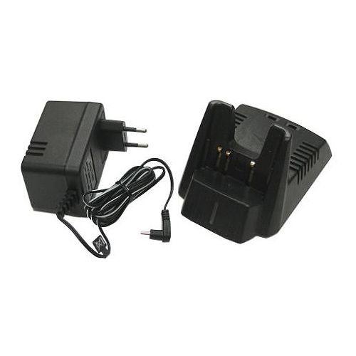 VERTEX Ladegerät (CD-47) 230V 1-Fach VAC-20C für NiMH-Akku FNB-V106 + FNB-V94 + FNB-83. Best. aus CD