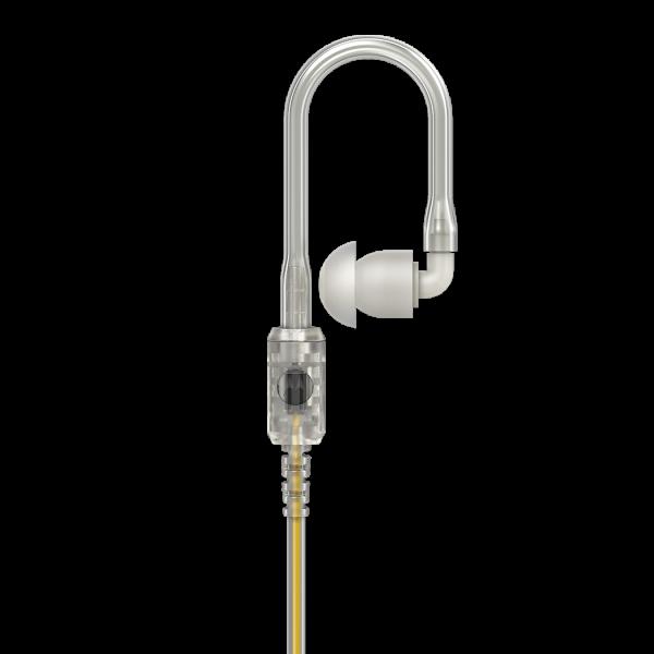 Ohrhörer (nur Empfang), transparenter Schlauch für Loud Audio (PMLN8120)