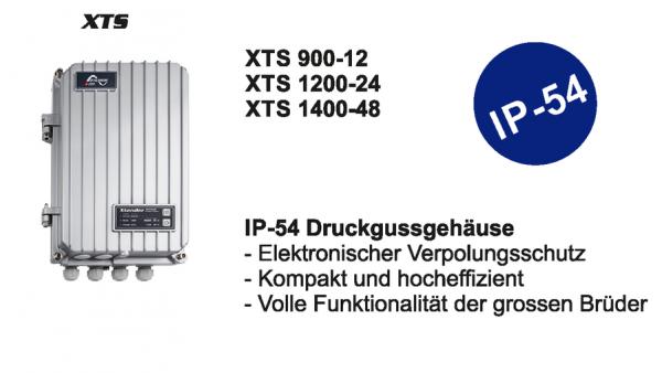 XTS 900VA - 1500VA Wechselrichter/Batterielader