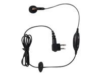 MagOne Ohrhörer mit Inline Mikrofon/PTT und Stecker für DP1400