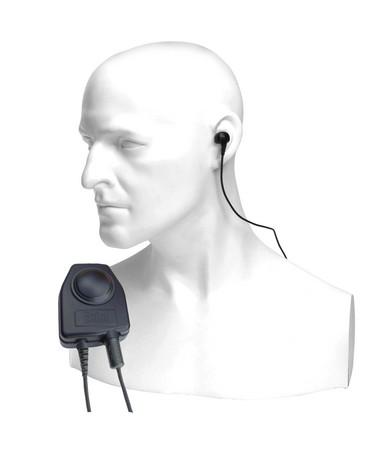EPT40/450 für HX-Serie Ohrhörer-Mikrofon