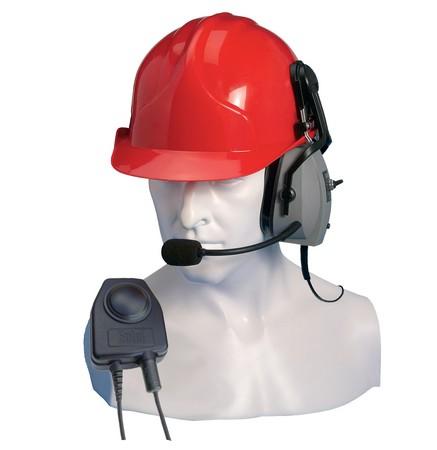 CHP450HS HX-Serie Einseitige HörsprechgarniturPTT Taste
