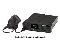 DM4400e (enhanced) VHF 136-174MHz MFG inkl. STD-Mikro RMN5052 + Halter RLN6466 + Batteriek. HKN4191