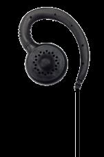 EP67-LXC-35L Ohrhörer mit 3,5mm Winkelstecker, 64cm langem Anschluss-Kabel