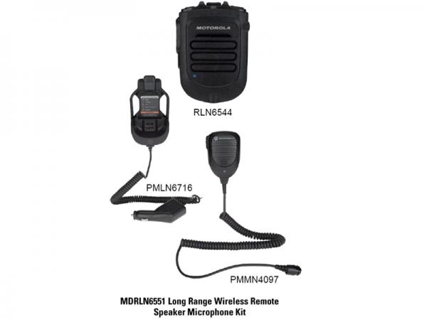 Bluetooth Handbedienteil Set inkl. Lautsprecher-Mikrofon MDRLN6551A
