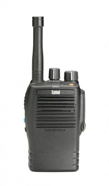 DX446E PMR446MHz analog und digital Handfunkgerät ohne Display