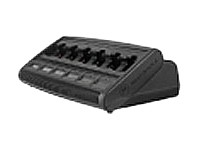 Ladegerät 6-Fach 230V IMPRES ohne Display, DP3441, GP-3X0 Serie, GP344, GP388, WPLN4189
