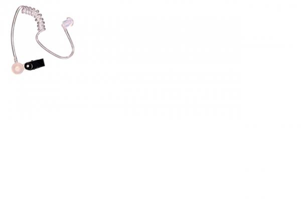 Ersatz-Schallschlauch mit Ohrolive transparent geräuscharme Umgebung RLN5886A
