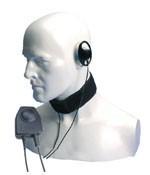 CXR16/750 HT-Serie Kehlkopf-Hörsprechgarnitur