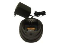 Ladegerät 230V für CP040 + DP1400 inkl. Ladeschale + Netzteil Option QA03725AA PMLN5192B