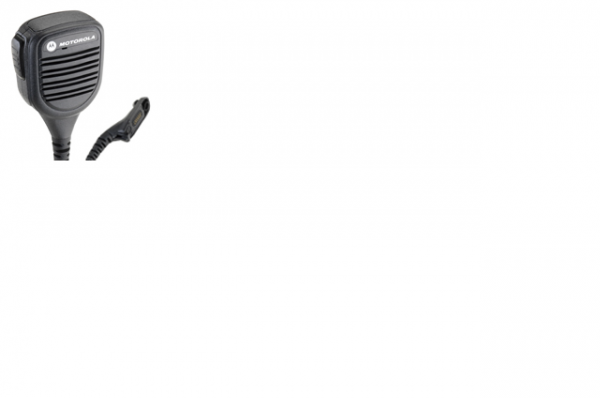 Impres Monofon mit Rauschunterdrückung und 3,5mm Audio-Buchse IP54 für DP3000, DP4000 PMMN4050A